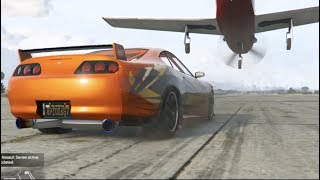 Spending $10,000,000 GTA 5 Online : After Hours Update!! SlapJack Supra | SLAPTrain