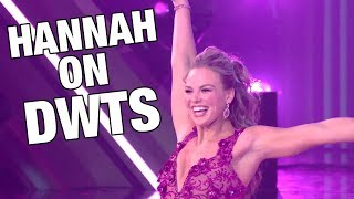 Is Hannah No Longer the DWTS Front-Runner?