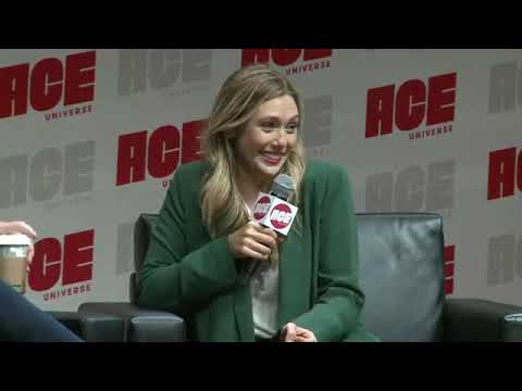 The Trickster and The Witch Panel at ACE Comic Con