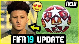 One of Vapex Karma's most viewed videos: FIFA 19 NEW UPDATE - NEW THINGS ADDED & FIXED (February 2019 Update)