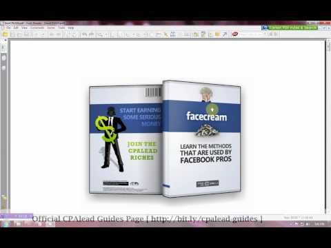 Download FaceCREAM - Dominate Facebook Before Its Too Late Ebook Pdf