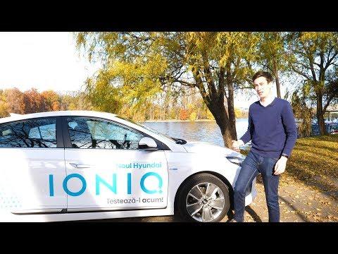 Hyundai Ioniq Hibrid la 19.000 de euro Cavaleria.ro