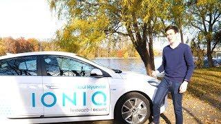 Hyundai Ioniq - Hibrid la 19.000 de euro - Cavaleria.ro