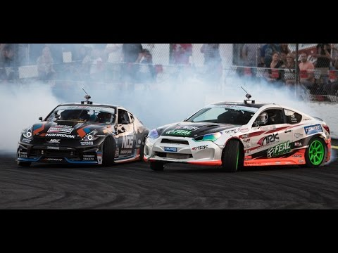 Formula DRIFT Seattle- Top 16 Recap