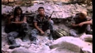 Peklo na bitevním poli CZ celý film, český dabing, válečný, akční, 1987