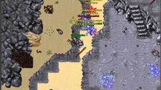 Hunt lvl 60+ Druid - Energy Elemental (Lucro)