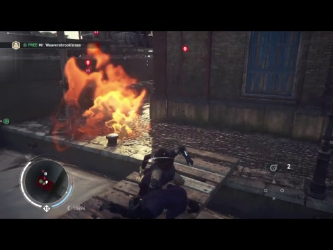 Assassin's Creed® Syndicate Jack the Ripper: Letters of Intent & misc side missions
