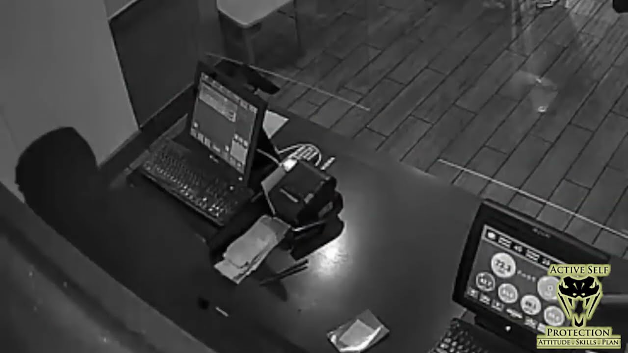 Aggravated Robbery At A Houston Pizza Hut