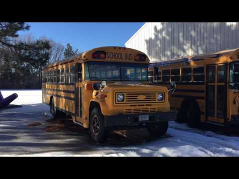 1988 Chevy C60 School Bus