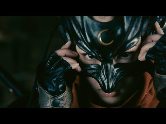 特撮アクション時代劇『BLACKFOX: Age of the Ninja』特報