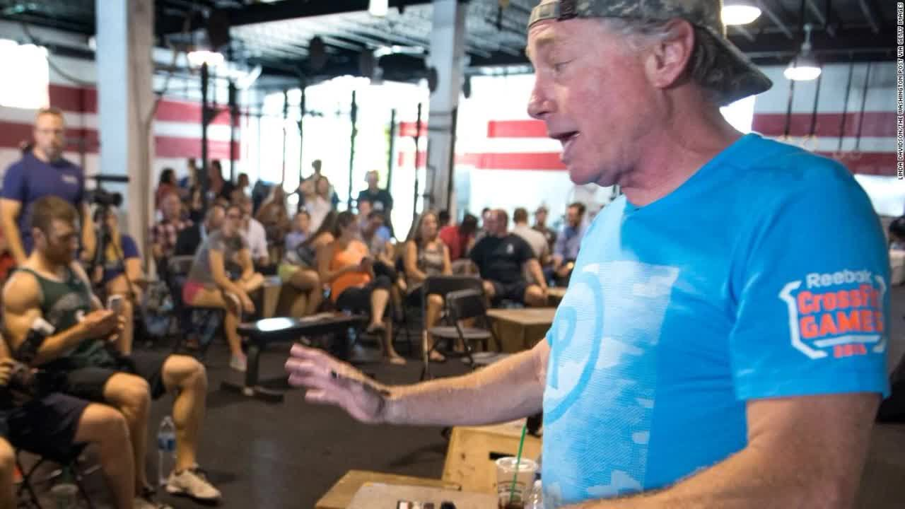 CrossFit CEO Greg Glassman apologizes for controversial 'Floyd-19 ...