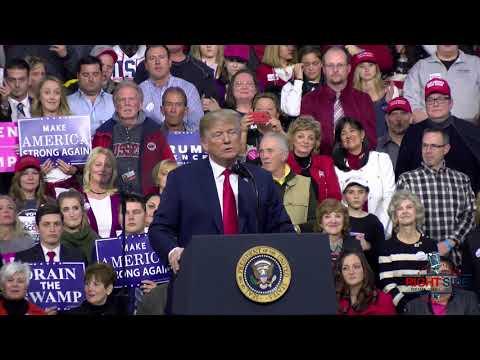 FULL SPEECH (HD): President Trump EXPLOSIVE Rally in Moon Twp, PA 3/10/18