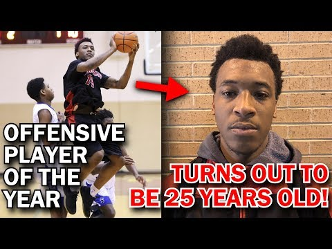 The High School Basketball STAR Who Turned out to be 25 YEARS OLD!