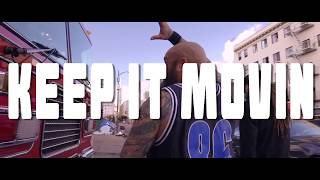Смотреть клип Loki Feat. Madchild, Vinnie Paz, Thirstin Howl Iii, Dj Lethal - Keep It Movin