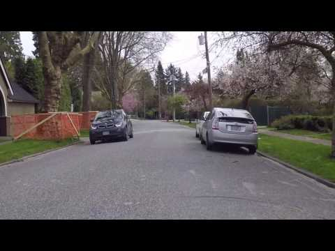 Discovering Vancouver Canada - Shaughnessy Area - Richest / Wealthiest Neighborhood - Mansions