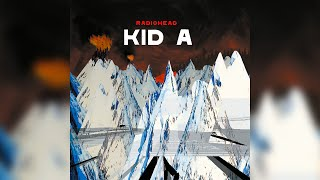 Motion Picture Soundtrack Radiohead Kid A Red wine and sleeping pil...
