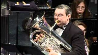 The Yellow Rose of Texas Variations - Euphonium Solo - Ken C. Wood