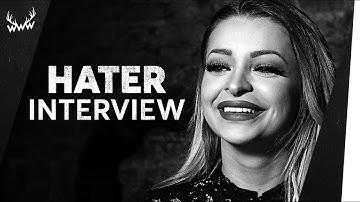 Katja Krasavice im Hater-Interview
