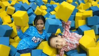 Fun Andamp Fit Trampoline Park Qbig Bsd