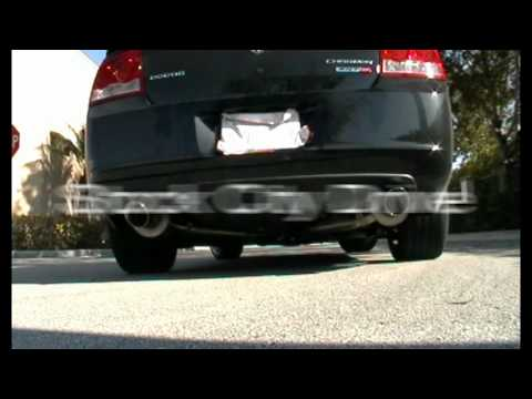 2010 Dodge Charger SRT8 Stock vs. Corsa Comparison
