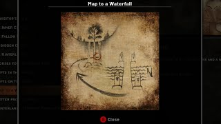 Dragon Age: Inquisition - Map To A Waterfall (LOCATION)