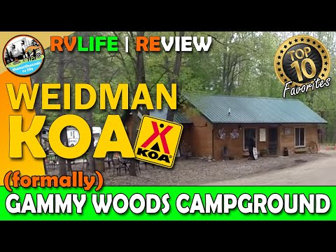 Gammy Woods Family Campground | Central Michigan's Best Kept