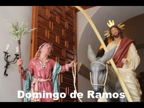 Resultado de imagen de procesion de ramos 2015 en villarrubia