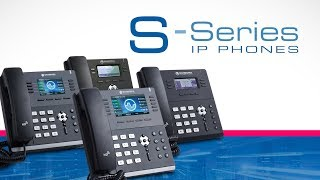 Sangoma s-Series IP Phones: Phones Designed with the User in Mind