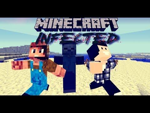 Minecraft - Mod Infecté #Nous avec Oxi ont adores les zombies ! ( Avec Oxilac )