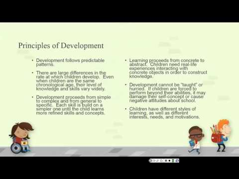 CDR 001 Intro to Child Care-Child Development