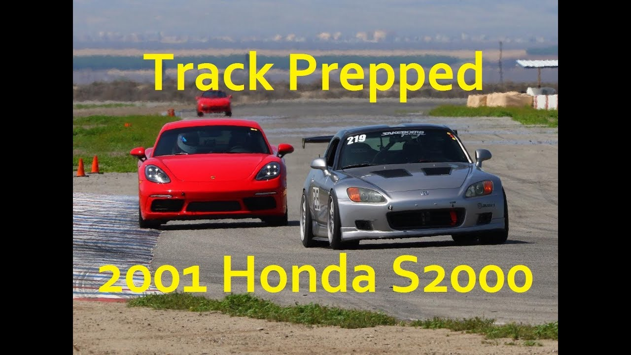 2001 Honda S2000 Review - Fully Built Track Car For Sale! - YouTube