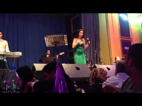 Cyrine Abdelnour at Le Royal Amman