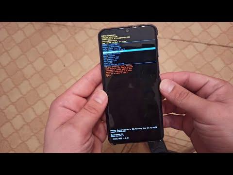 Заблокировали телефон? Как сделать Hard Reset и сбросить пароль на Samsung Galaxy A40 андроид 9