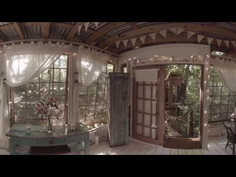 360-video-atlanta-treehouse-airbnb-vacation-destination