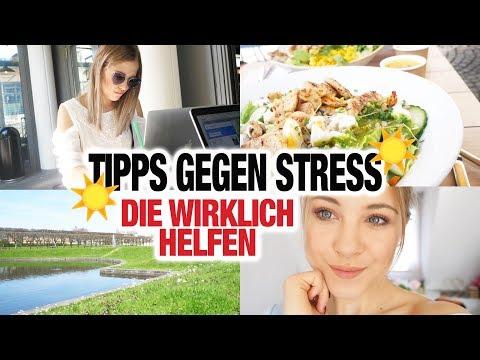 10 einfache TIPPS gegen STRESS im Alltag, Schule, Abi & Uni