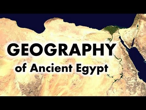 Geography Of Ancient Egypt Youtube