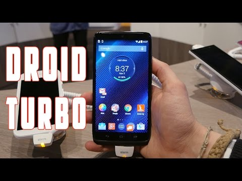 Motorola Droid Turbo, primeras impresiones MWC 2015