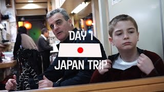 Japan Trip Day One:Chicago to Shinjuku and a bowl of Ramen before bed