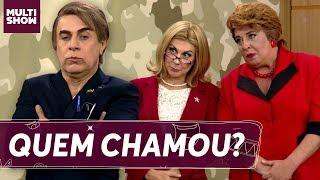 Dilma aparece de surpresa no aniversário de Tomsonaro   Tom Cavalcante   Multi Tom   Humor Multishow