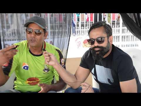 Aqib Javed interview by Rawalpindi Rising Star Owner Mr Zeeshan Qureshi
