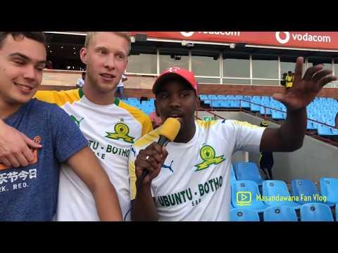#AbsaPrem Mamelodi Sundowns 0 - 0 Orlando Pirates Matchday Vlog