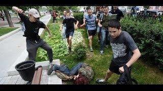 Загнанные: террор против геев России