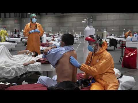 Un médico cordobés engrandece la labor de los profesionales ante el Covid-19