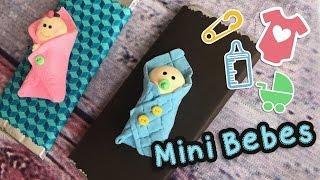 Mini Bebes de Foamy Moldeable :: Chuladas Creativas :: Goma Eva Bebes