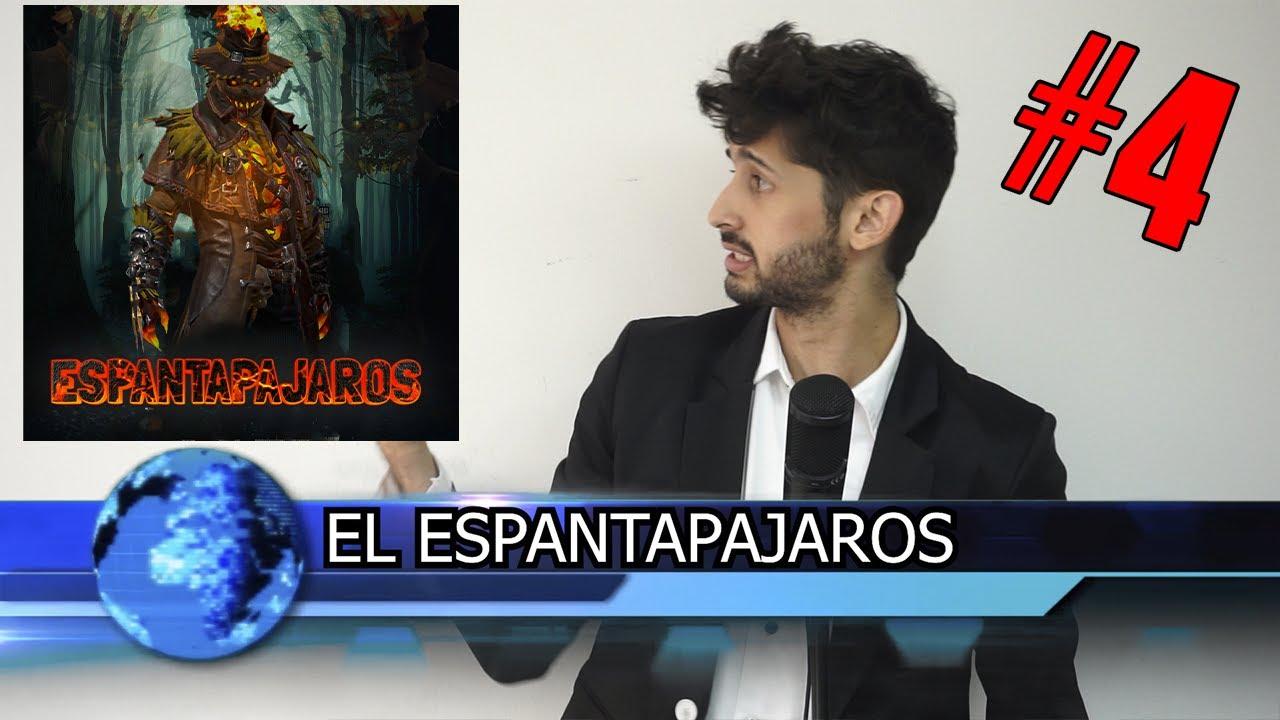 """Download 🚨 ALIAS EL DINO """"EL ESPANTAPAJAROS"""" 4 TEMPORADA Capitulo #4"""