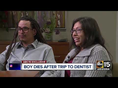 Lawsuit alleges major red flags in Yuma boy's death following dental visit