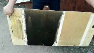 Жидкая резина .Обработка деревянных и металлических поверхностей