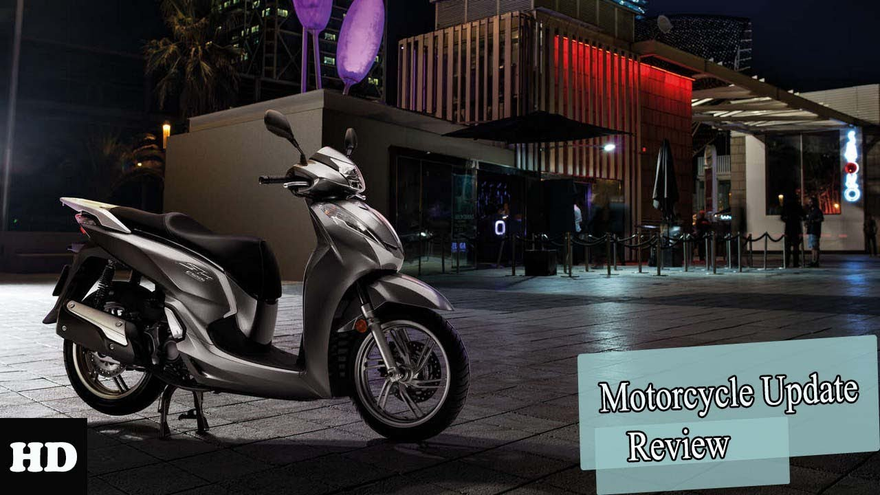 Hot News 2019 Honda Sh300i Scooter Features Exclusive Edition