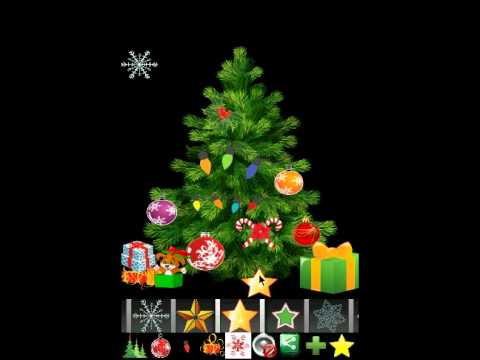 Christmas dress up game your child will decorate the christmas tree