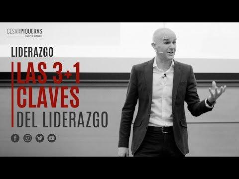 3+1 Claves Del Liderazgo Efectivo | Liderazgo | César Piqueras